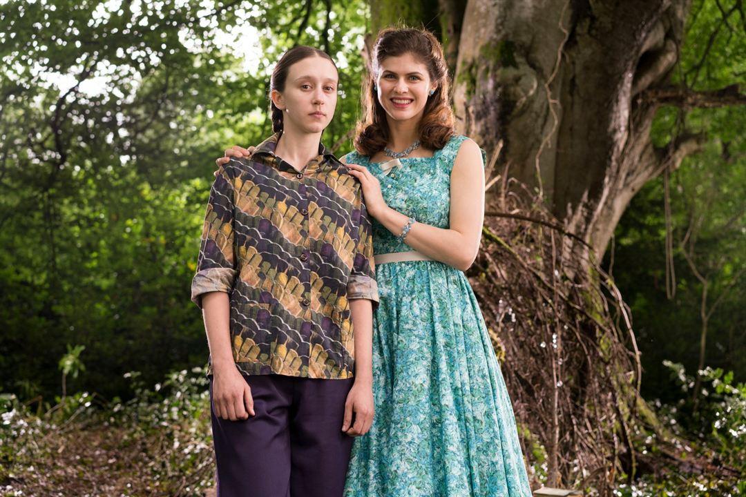 We Have Always Lived In The Castle: Alexandra Daddario, Taissa Farmiga