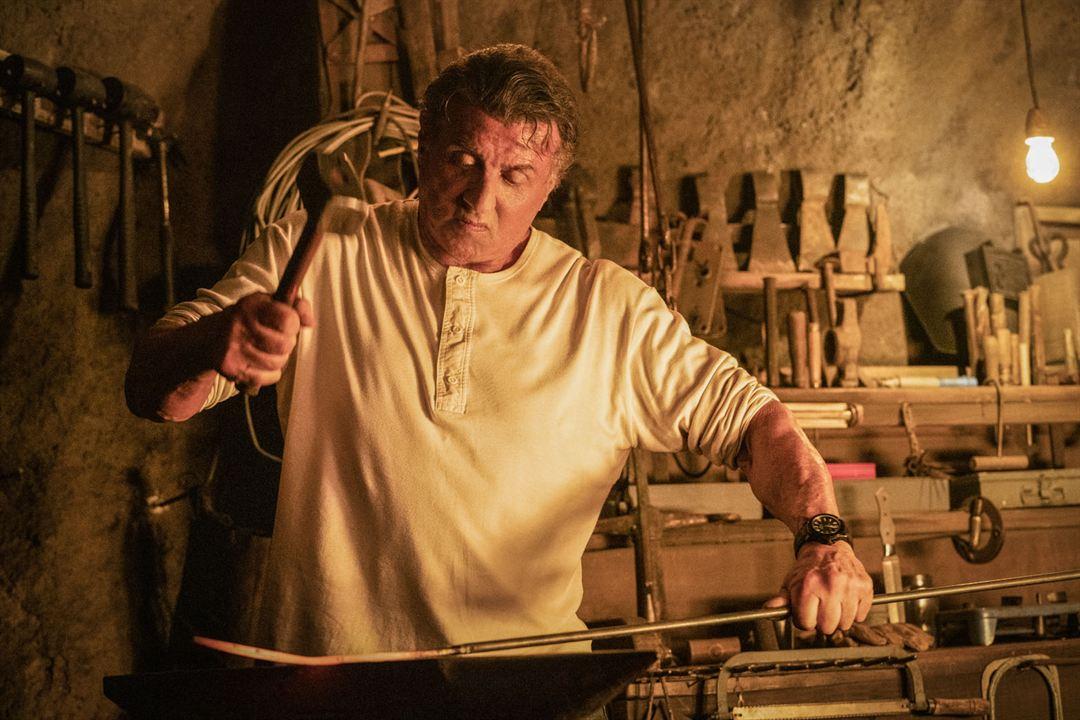 Rambo 5: Last Blood: Sylvester Stallone
