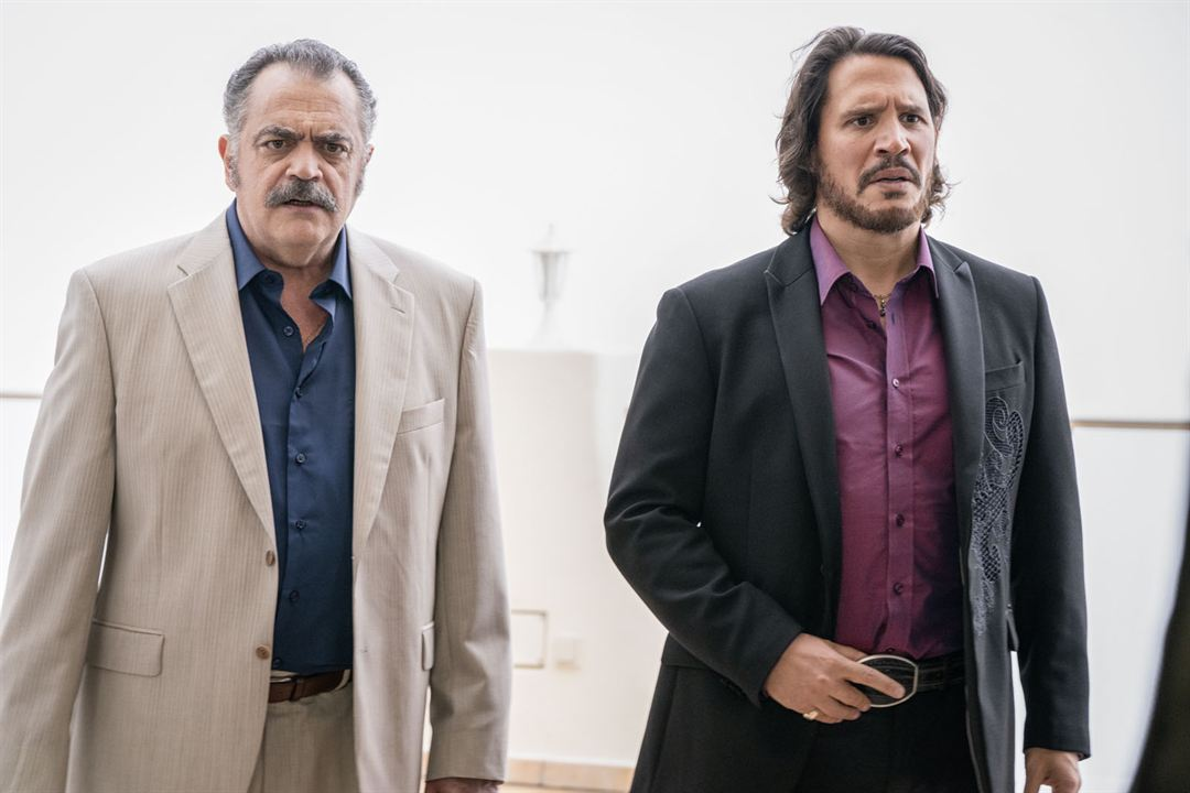 Rambo 5: Last Blood: Sergio Peris-Mencheta, Rick Zingale