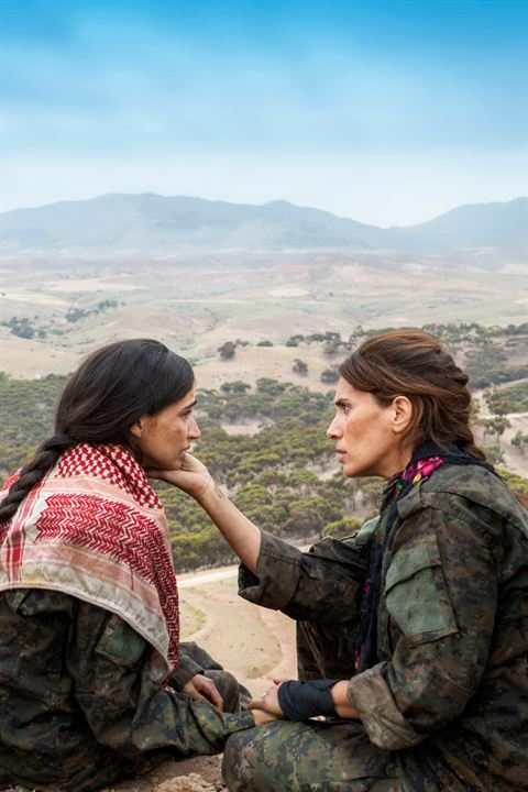 Operation Red Snake - Band Of Sisters: Amira Casar
