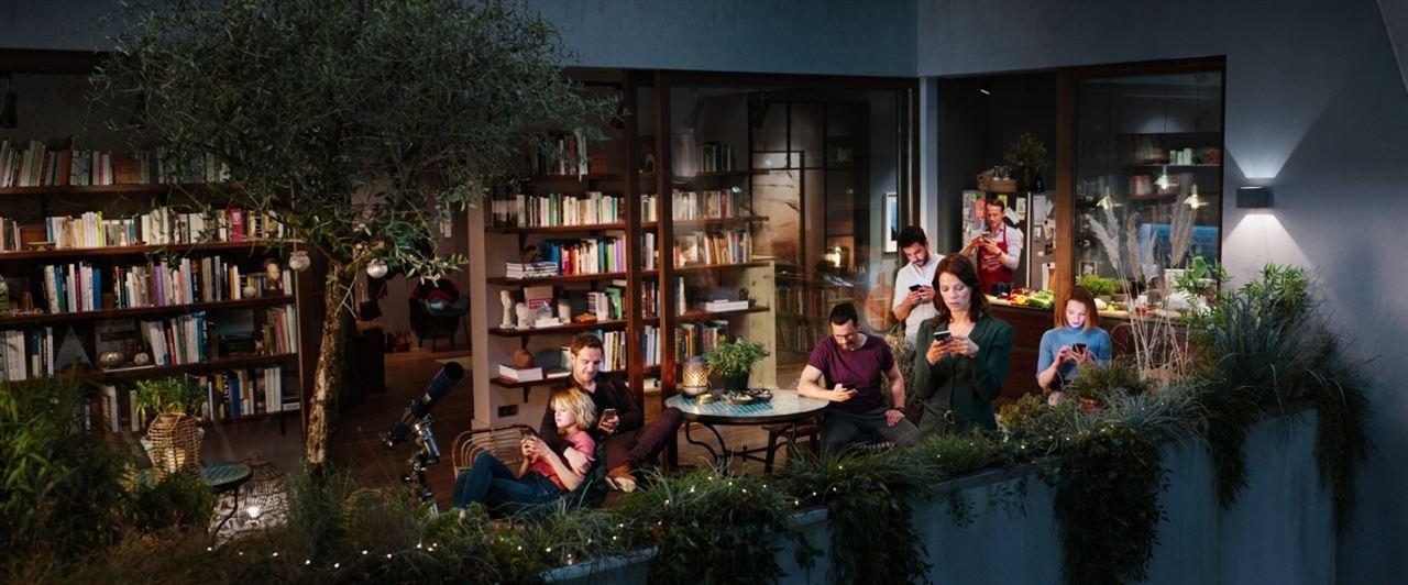Das perfekte Geheimnis : Bild Elyas M'Barek, Florian David Fitz, Frederick Lau, Jella Haase, Jessica Schwarz