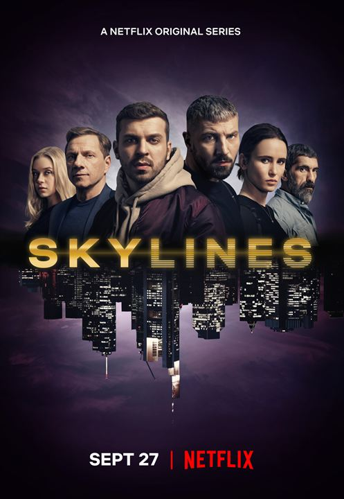 Skylines : Kinoposter