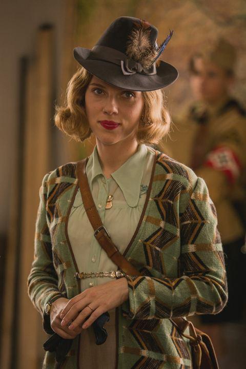 Jojo Rabbit: Scarlett Johansson