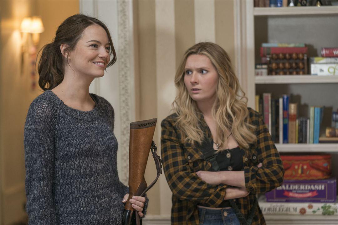 Zombieland 2: Doppelt hält besser: Emma Stone, Abigail Breslin