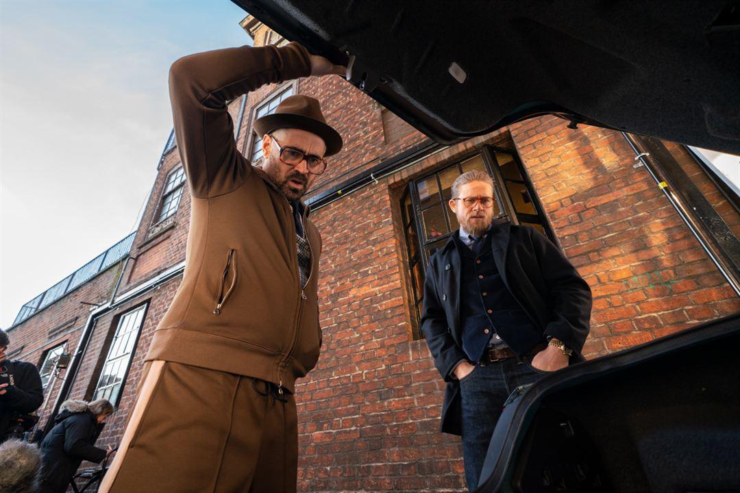 The Gentlemen : Bild Charlie Hunnam, Colin Farrell