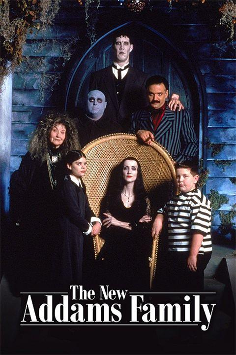 Die neue Addams Familie : Kinoposter
