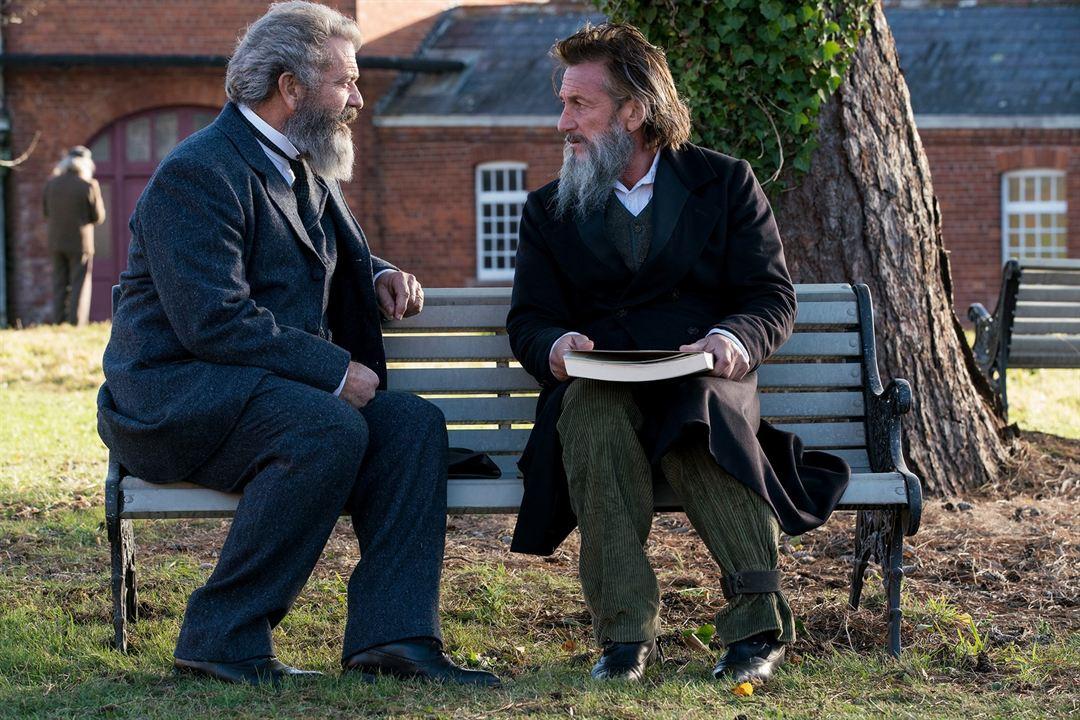 The Professor And The Madman : Bild Mel Gibson, Sean Penn