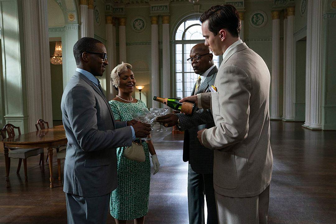 The Banker: Samuel L. Jackson, Nia Long, Nicholas Hoult, Anthony Mackie