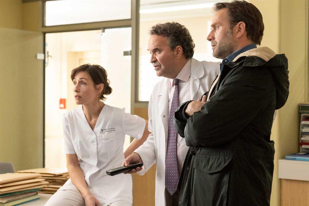 Bild Annelise Hesme, Grégoire Bonnet, Thomas Jouannet