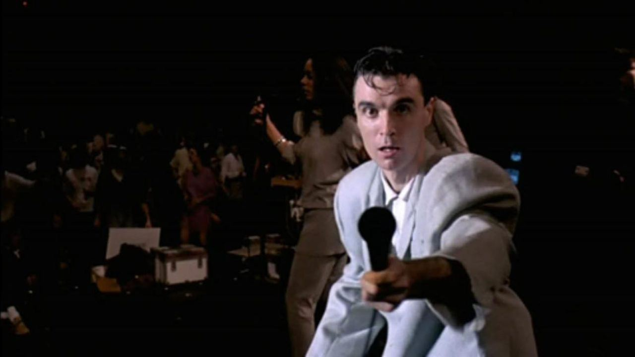 Stop Making Sense: David Byrne