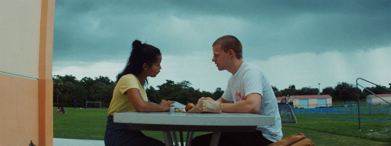Waves: Lucas Hedges, Taylor Russell McKenzie
