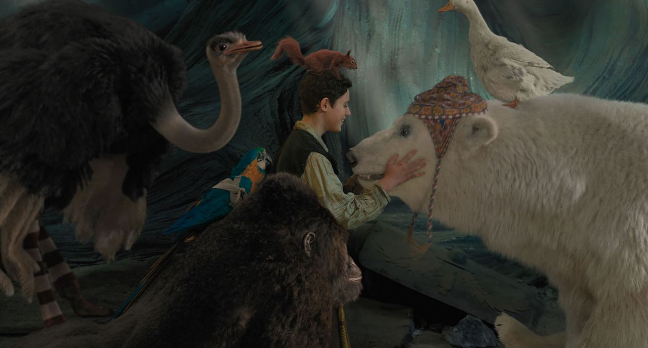 Die fantastische Reise des Dr. Dolittle : Bild Harry Collett