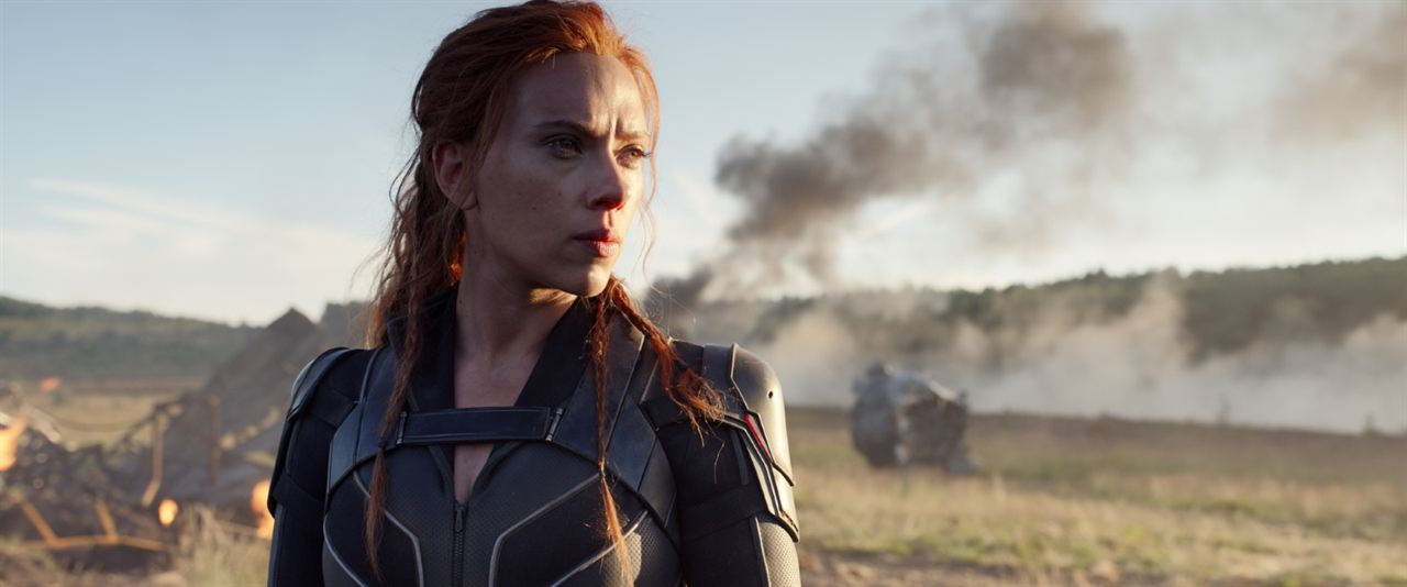 Black Widow : Bild Scarlett Johansson