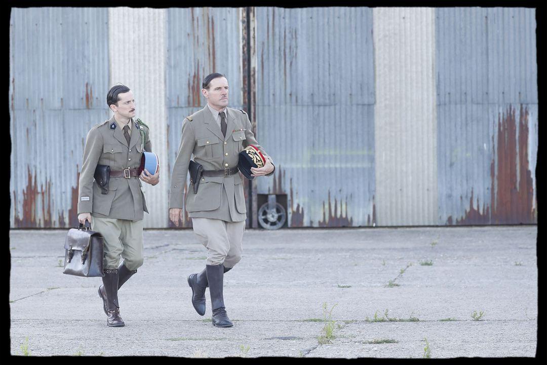 De Gaulle : Bild Lambert Wilson