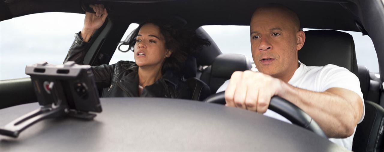 Fast & Furious 9: Vin Diesel, Michelle Rodriguez