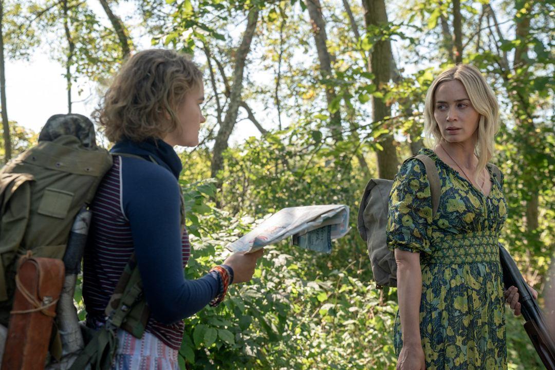A Quiet Place 2: Emily Blunt, Millicent Simmonds