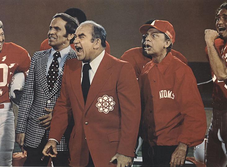 Bild Don Knotts, Edward Asner, Ronnie Schell