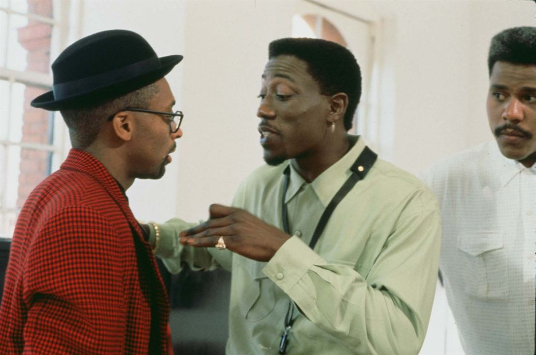Mo better Blues : Bild Spike Lee, Wesley Snipes
