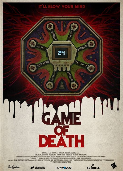 Game of Death - It'll Blow Your Mind