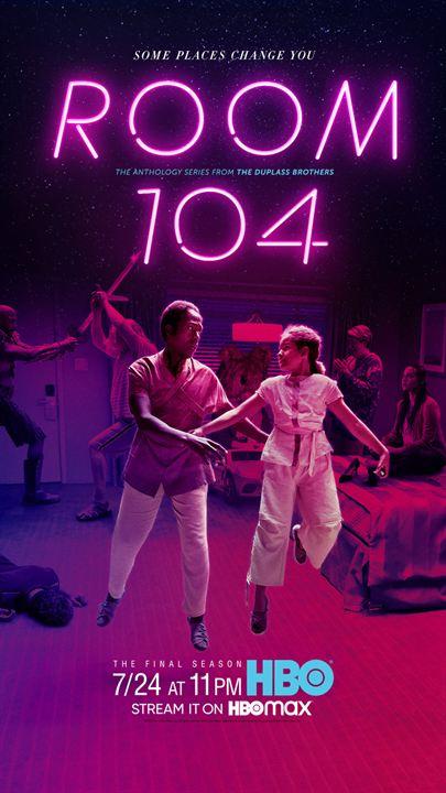 Room 104 : Kinoposter
