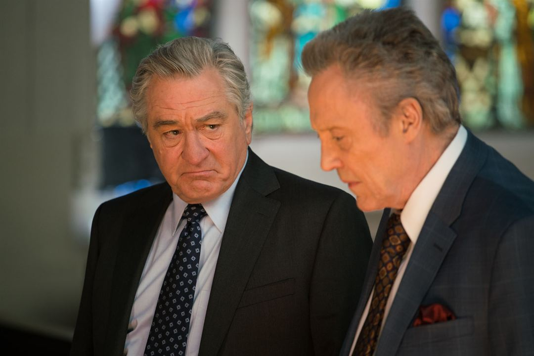 Immer Ärger mit Grandpa: Christopher Walken, Robert De Niro