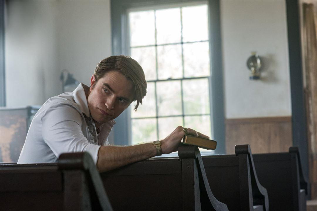 The Devil All The Time: Robert Pattinson