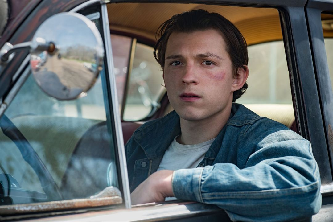 The Devil All The Time: Tom Holland