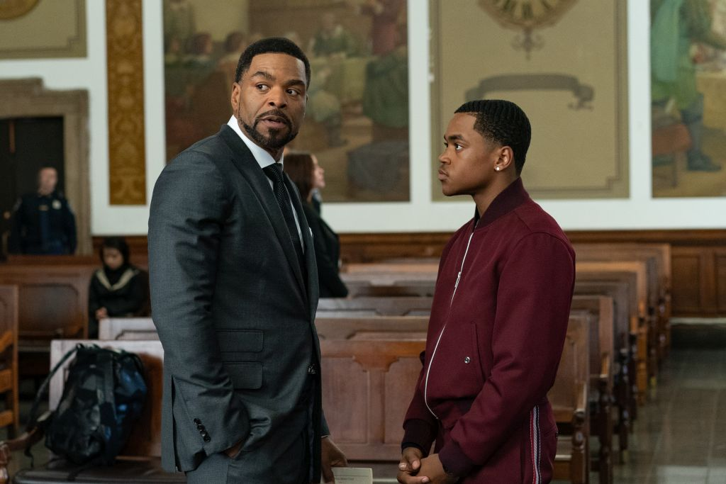 Bild Method Man, Michael Rainey Jr.