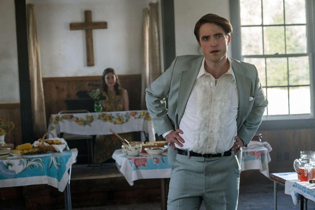 The Devil All The Time: Robert Pattinson
