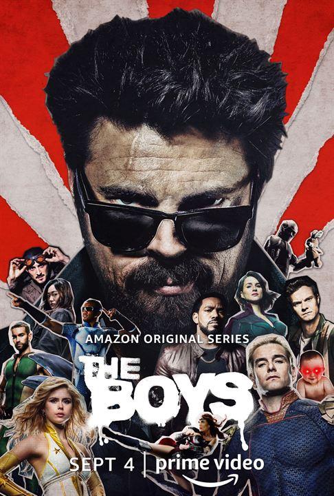The Boys : Kinoposter