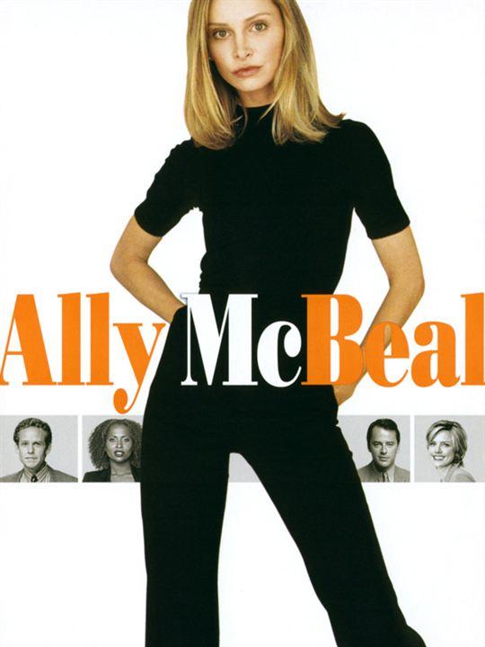 Ally McBeal : Kinoposter