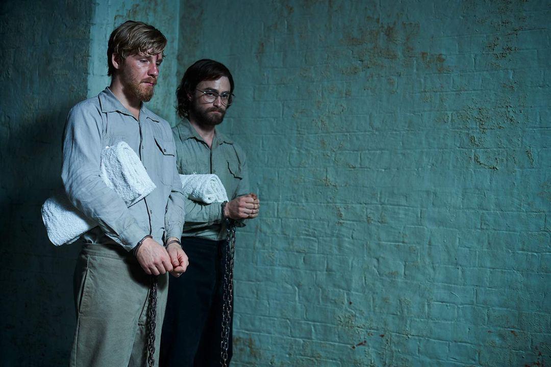 Flucht aus Pretoria: Daniel Radcliffe