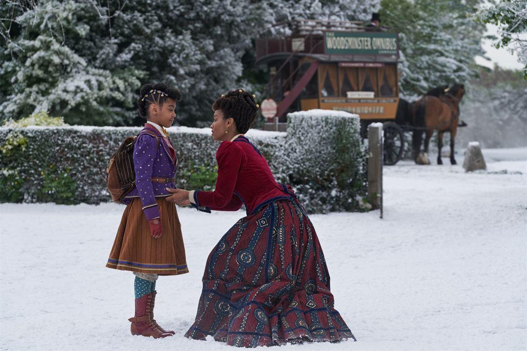 Jingle Jangle Journey: Abenteuerliche Weihnachten! : Bild Anika Noni Rose, Madalen Mills