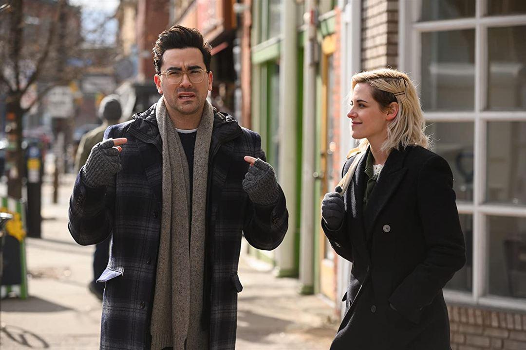 Happiest Season : Bild Daniel Levy (VII), Kristen Stewart
