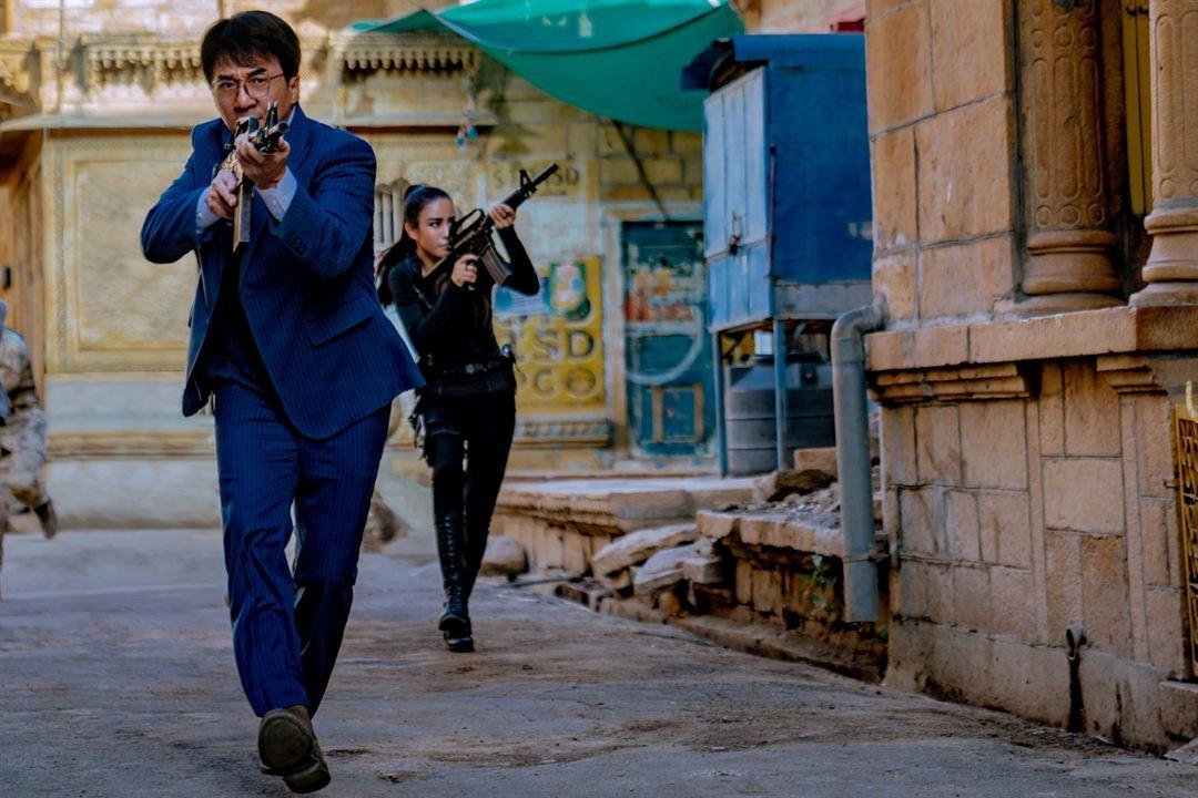 Vanguard - Elite Special Force : Bild Jackie Chan