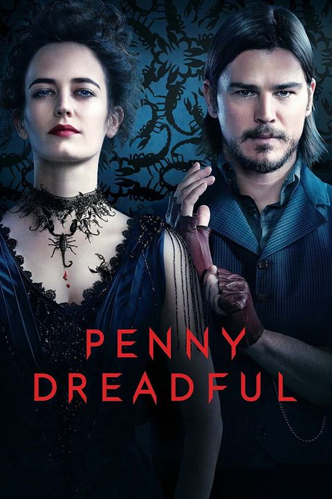 Penny Dreadful : Kinoposter
