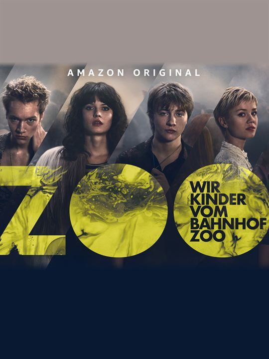 Wir Kinder vom Bahnhof Zoo : Kinoposter