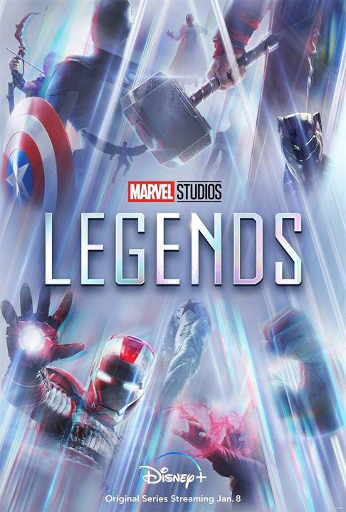 Marvel Studios: Legends : Kinoposter
