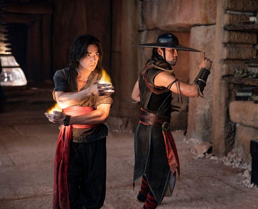Mortal Kombat: Max Huang, Ludi Lin