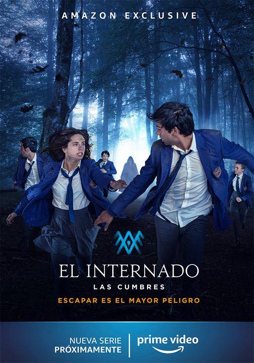 Das Internat: Las Cumbres : Kinoposter