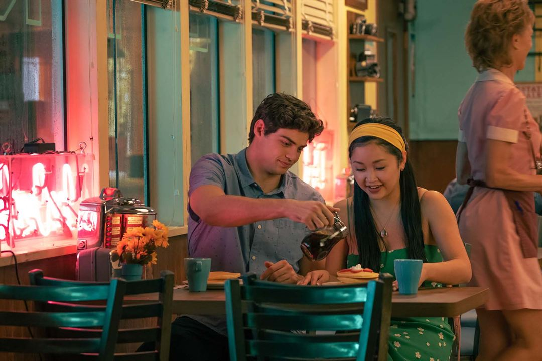 To All The Boys: Always And Forever : Bild Lana Condor, Noah Centineo
