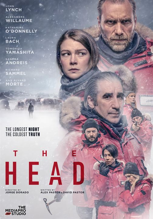 The Head : Kinoposter