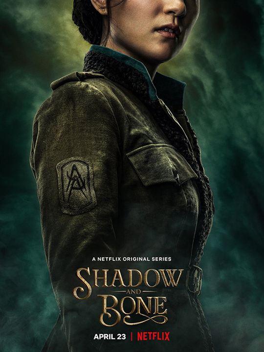 Shadow And Bone - Legenden der Grisha : Kinoposter
