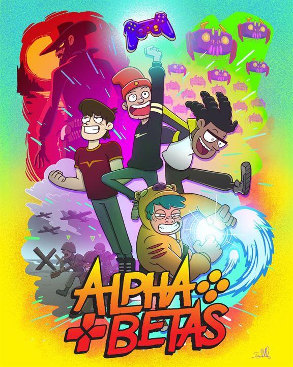 Alpha Betas : Kinoposter
