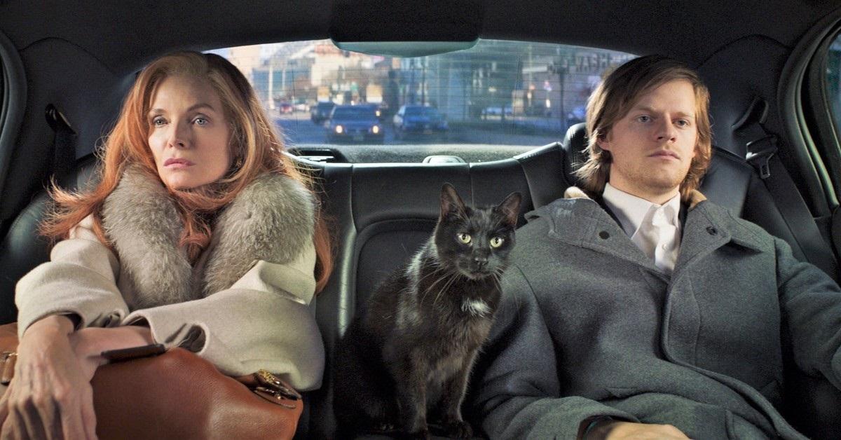 French Exit : Bild Lucas Hedges, Michelle Pfeiffer