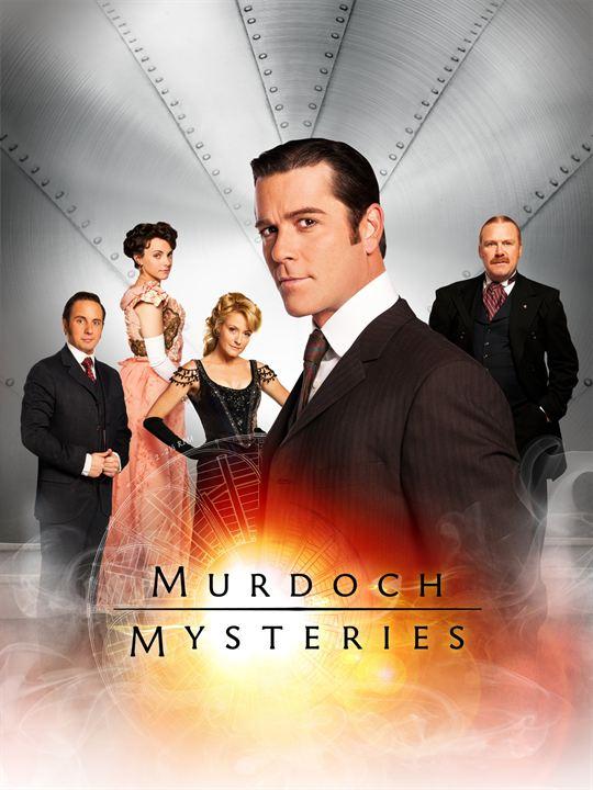 Murdoch Mysteries - Auf den Spuren mysteriöser Mordfälle : Kinoposter