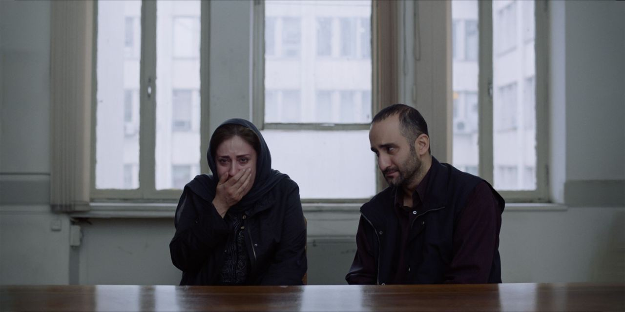 Ballad Of A White Cow: Maryam Moghadam, Pouria Rahimi