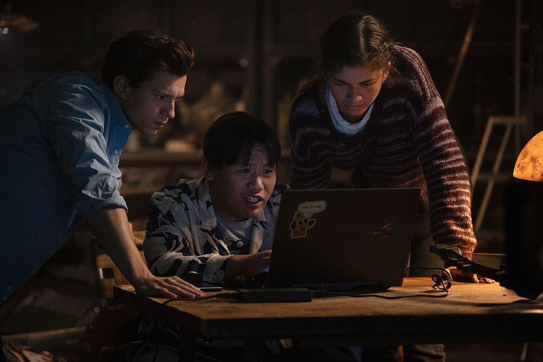 Spider-Man: No Way Home:  Zendaya, Tom Holland, Jacob Batalon
