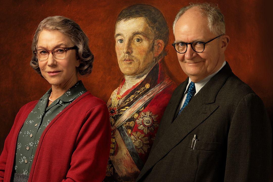 The Duke: Helen Mirren, Jim Broadbent