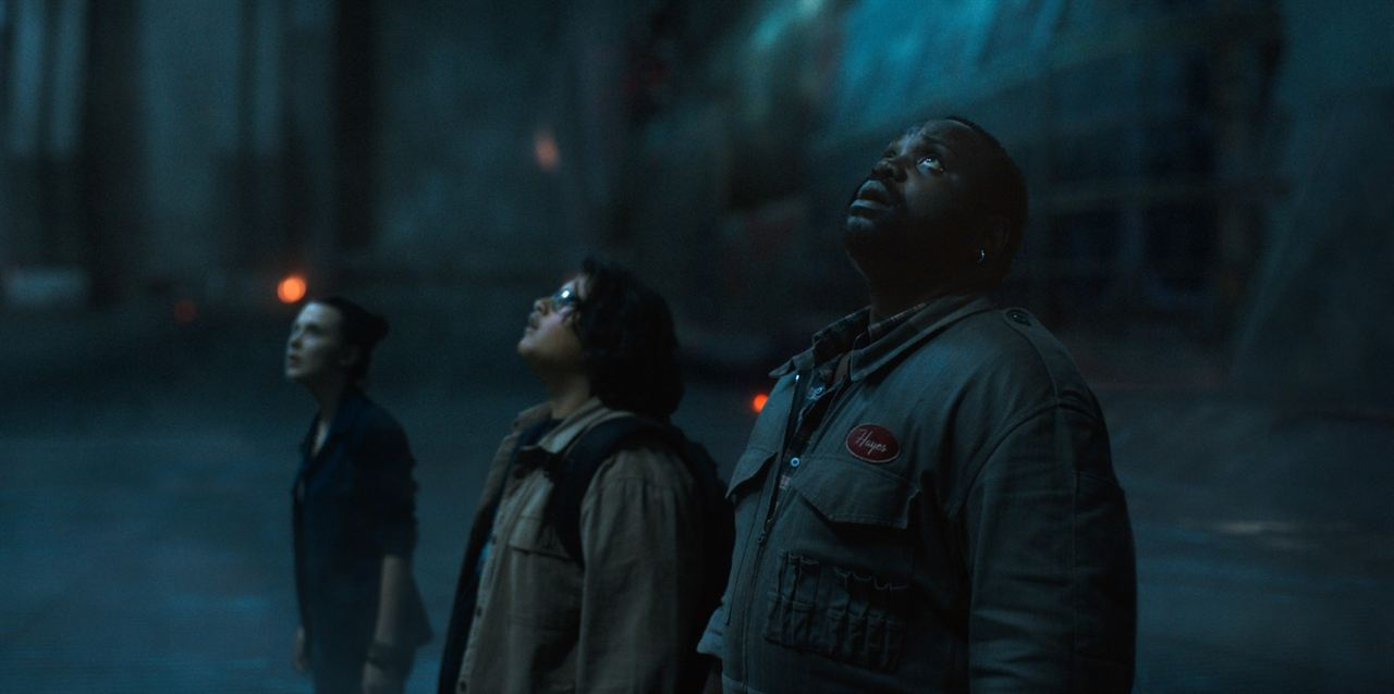 Godzilla Vs. Kong: Julian Dennison, Brian Tyree Henry, Millie Bobby Brown